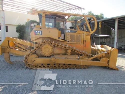 tractor cat d7r año 1997