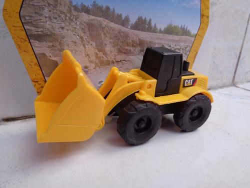 tractor cat mini maquinas cargadora originales