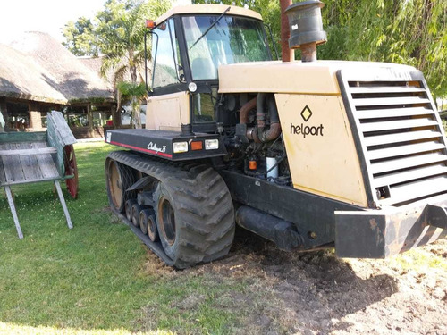 tractor caterpillar challenger 75