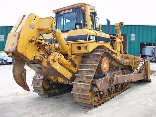 tractor caterpillar d-8r o d-8n solo transmicion garantizada