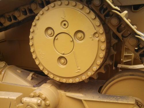 tractor caterpillar d6r xl con ripper
