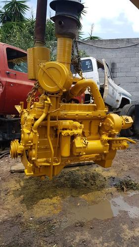 tractor caterpillar d7h, motor 3306id