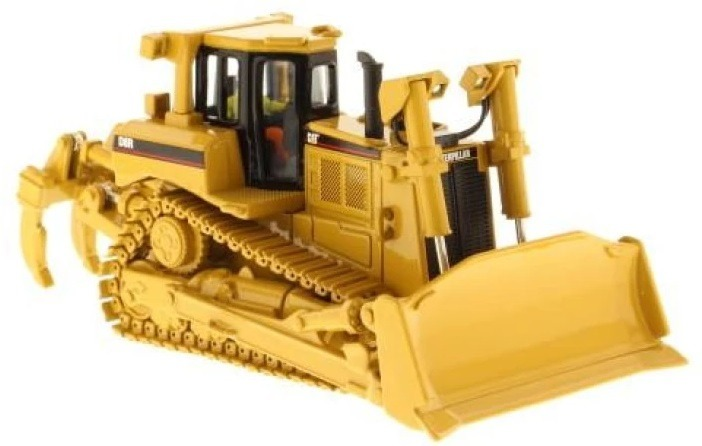 Tractor Caterpillar D8 R Escala 1:50 Cat