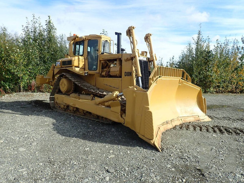 tractor caterpillar d8n año 94