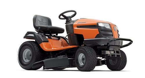 tractor cesped  husqvarna  lt1597 38 pulgadas   mafferetti