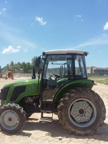 tractor chery 65hp 4x4 doble tracción 3 puntos tipo valtra