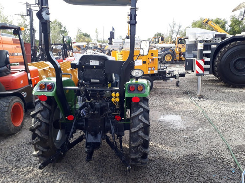 tractor chery parquero de 30 hp tipo kubota