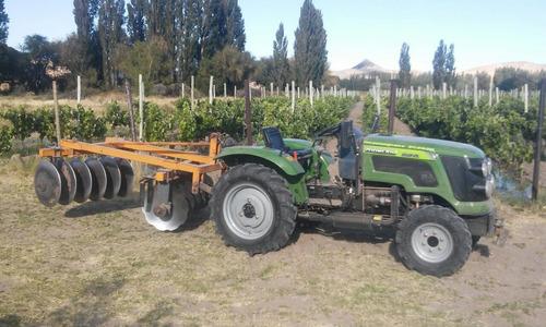 tractor chery viñatero tipo deutz 55, usado en buen estado