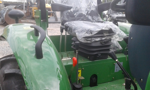 tractor con pala incluida tipo jhon deere