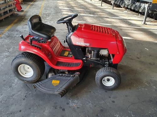 tractor corta cesped