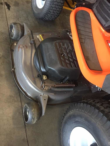 tractor corta césped husqvarna