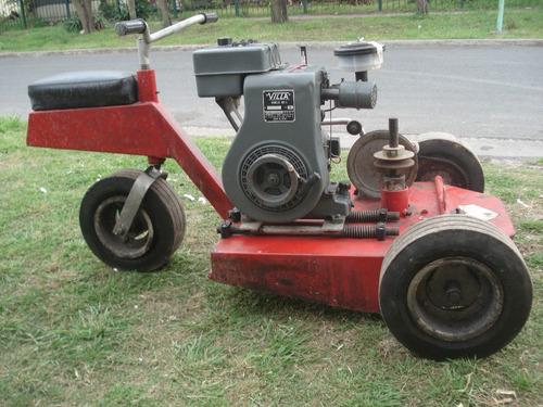 tractor corta cesped / mini tractor cortapasto/termoniebla