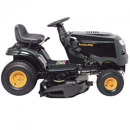 tractor corta cesped poulan pro 15,5hp 42 pulgadas