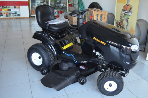 tractor corta cesped poulan pro 17,5 hp