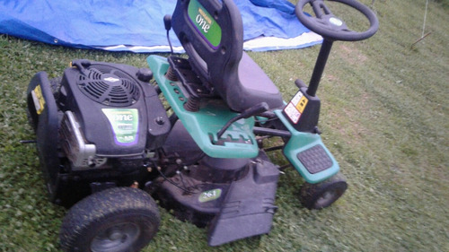 tractor corta cesped weed eater one 8.75 hp