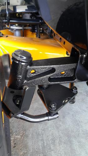 tractor corta pasto poulan pro 19a42 0hs 2016 nuevo modelo