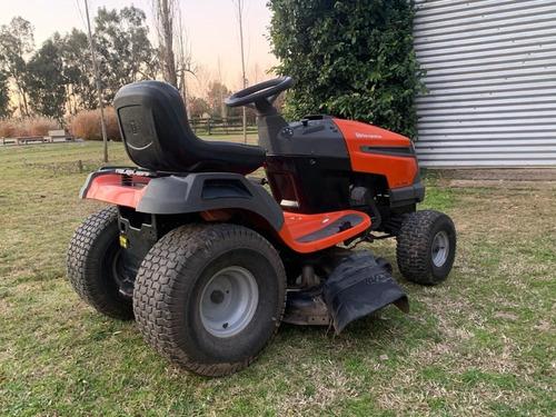 tractor cortacesped husqvarna