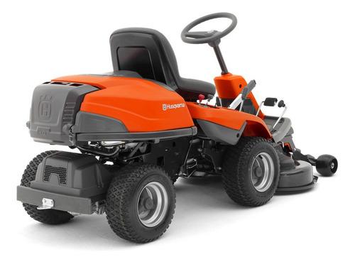 tractor cortacesped husqvarna rider r214tc 16 hp 37  12 cuot