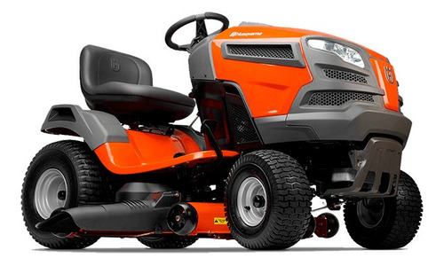 tractor cortacésped husqvarna yth1942. 6 cuotas s/ int