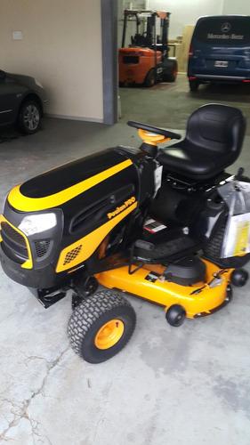 tractor cortacesped poulan pro origen usa 0hs nuevo modelo