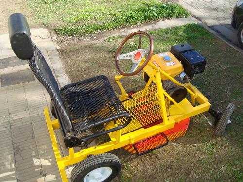 tractor cortapasto