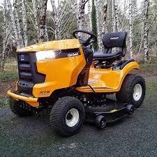 tractor cub cadet 54  linea pesada
