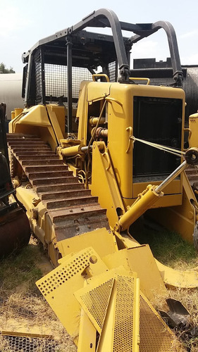 tractor d6 caterpillar d6n cat bulldozer con ripper d6