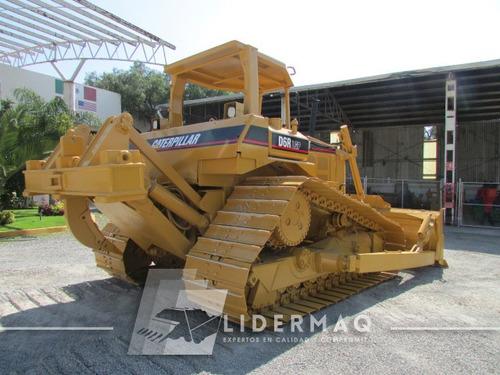 tractor d6r ii lgp cat 2004
