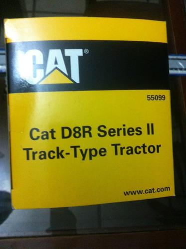 tractor d8 a escala replica real del equipo