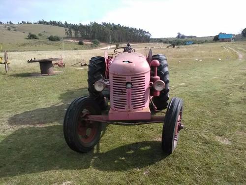 tractor david brown