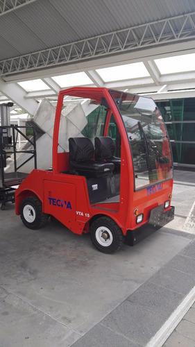 tractor de arrastre 15 ton. tecnacar agv