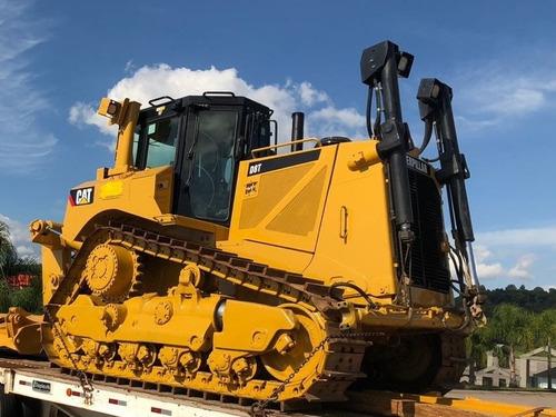 tractor de esteras caterpillar d8t