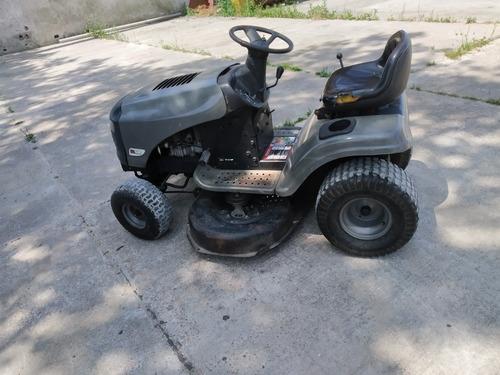 tractor de jardín crafman