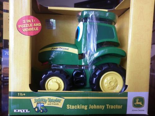 tractor de juguete armable john deere marca ertl