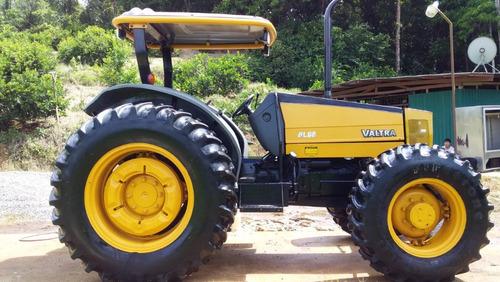 tractor de llanta valtra