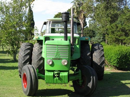 tractor deutz 144 reparado completo