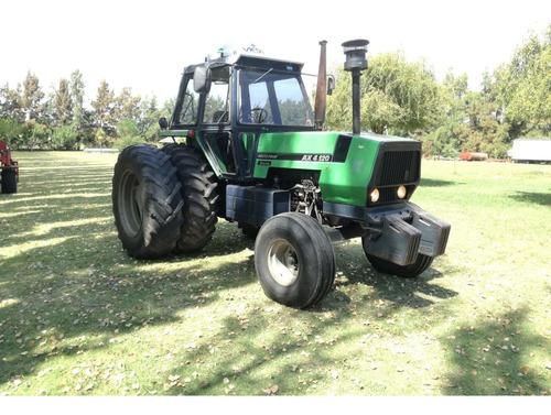 tractor deutz 4.120 sincron