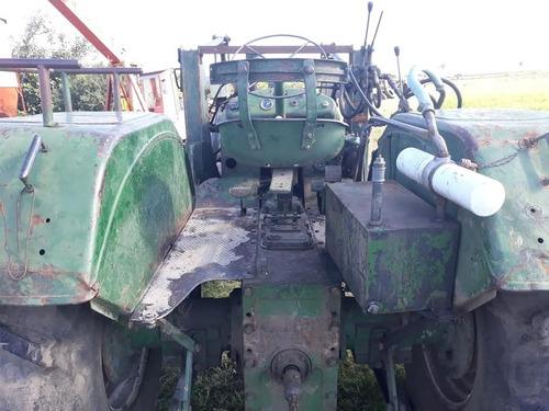 tractor deutz 70 con pala. a reparar