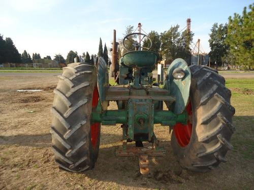 tractor deutz a55 sin cabina. listo para salir a trabajar
