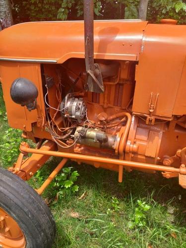 tractor deutz agrícola