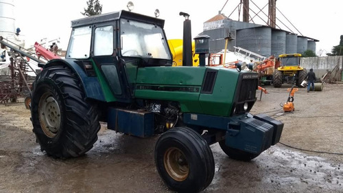 tractor deutz ax160, año 1991