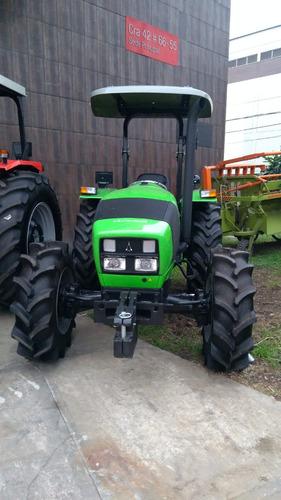 tractor / deutz fahr agrolux 50