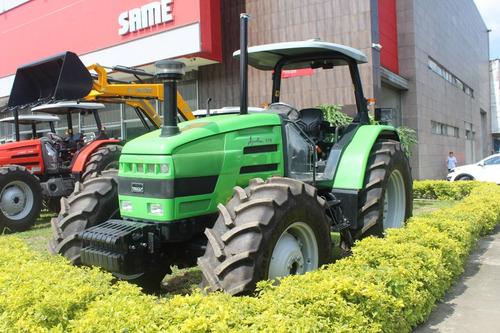 tractor deutz fahr  - agrotrac 115