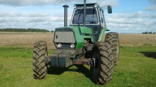 tractor deutz fahr ax 4.140