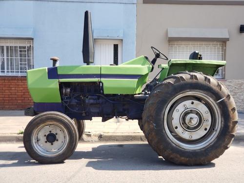 tractor deutz fahr ax 80 permuto