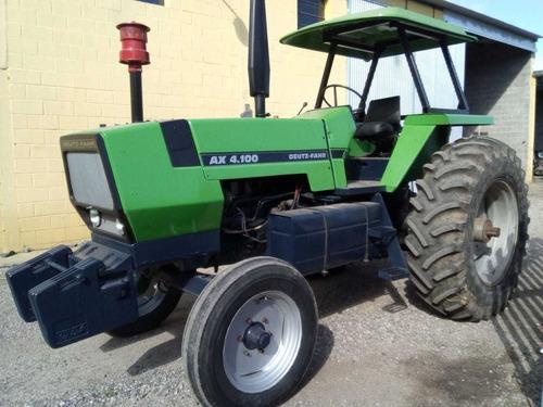 tractor deutz fahr ax4.100