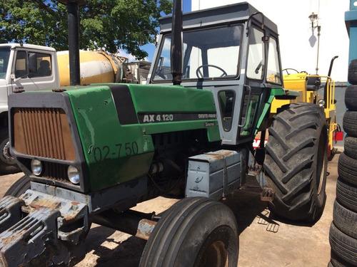 tractor deutz fahr ax4.120