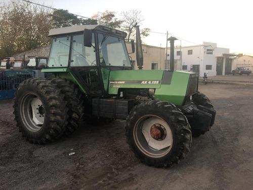 tractor deutz fahr ax4.125 año 1997 8000 horas