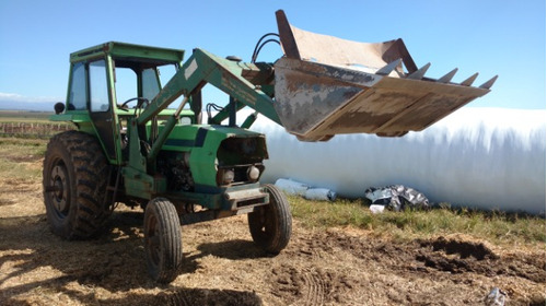 tractor deutz usado ax100 con pala