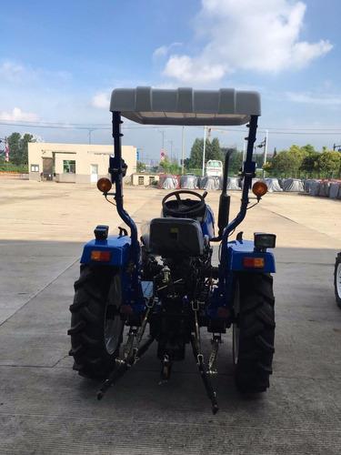 tractor diesel 25 hp nuevo 4x4 sin uso 2018 fesal